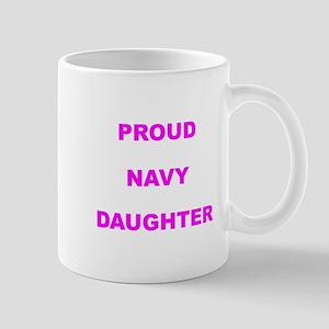 PROUD NAVY Mugs
