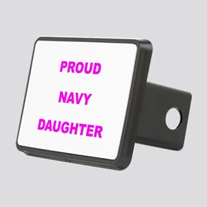 PROUD NAVY Hitch Cover