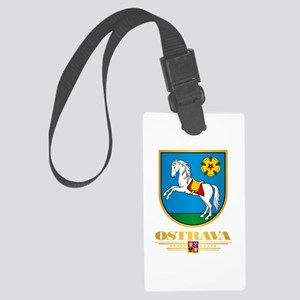 Ostrava Luggage Tag