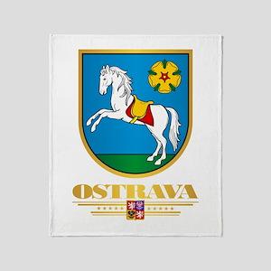 Ostrava Throw Blanket