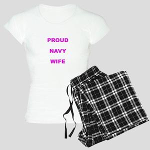 PROUD NAVY Pajamas
