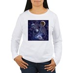 Celestial Dragon Women's Long Sleeve T-Shirt