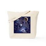 Celestial Dragon Tote Bag