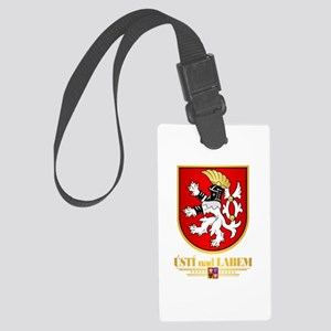 Usti nad Labem Luggage Tag
