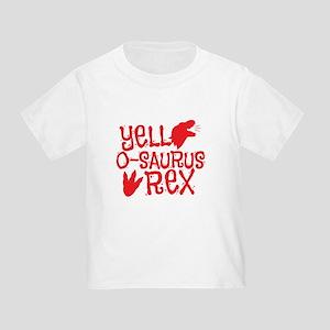 Yell-o-saurus rex T-Shirt
