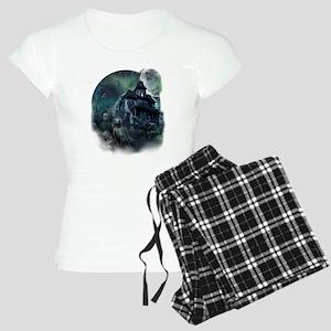 The Haunted House Women's Light Pajamas