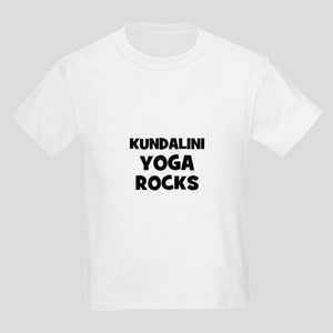 Kundalini Yoga Rocks Kids Light T-Shirt