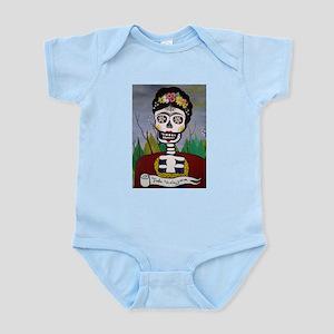 Frida's Dia De Los Muertos Body Suit