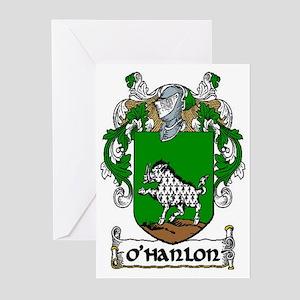 O'Hanlon Coat of Arms Greeting Cards (Pk of 20)