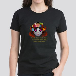 Sugar Skull with Quote T-Shirt