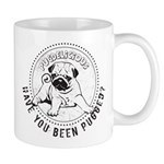 Have You Been Pugged? Mugs