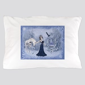 ice queen Pillow Case