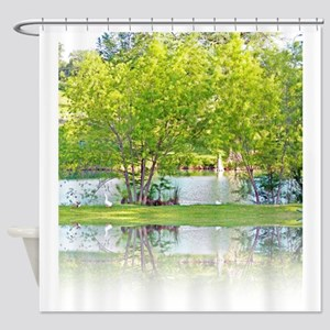 Reflections Series #1 Shower Curtain