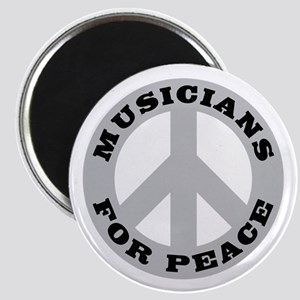 Musicians For Peace Magnet
