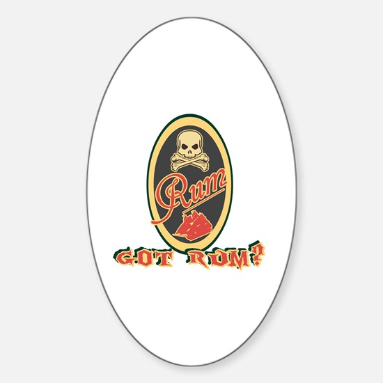 Blimey Sticker (Oval)