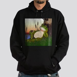The Frog and Snail Hoodie (dark)