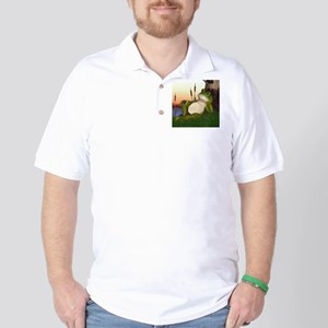 The Frog and Snail Golf Shirt