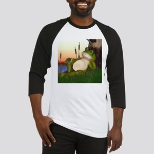 The Frog and Snail Baseball Jersey
