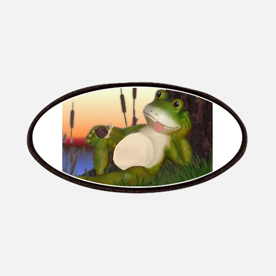 The Frog and Snail Patch