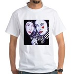 Looking Glass White T-Shirt