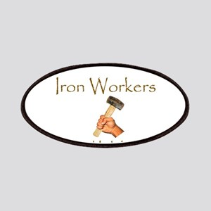 Iron Workers Humor Patch
