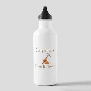 Carpenter Humor Stainless Water Bottle 1.0L