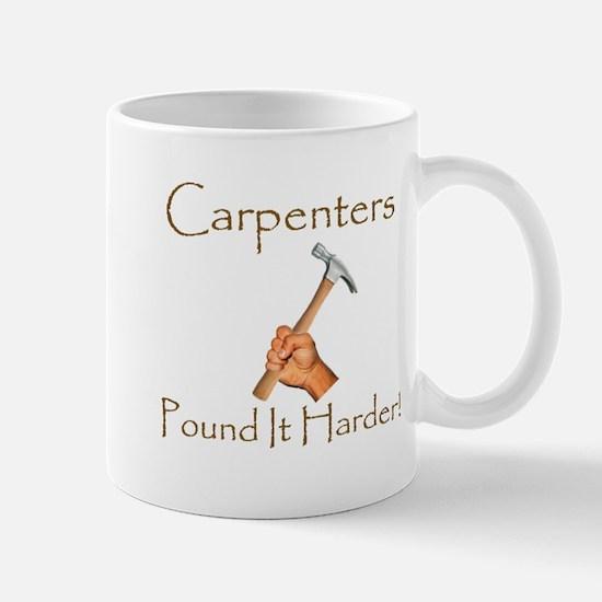 Carpenter Humor Mugs