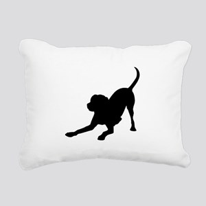 Lab 1C Rectangular Canvas Pillow