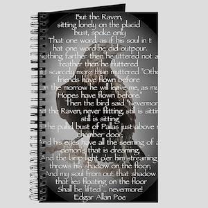 Edgar Allan Poe The Raven Poem Journal