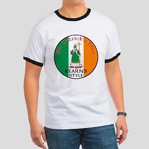 Kearns, St. Patrick's Day Ringer T