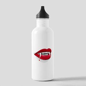 Halloween Vampire Teet Stainless Water Bottle 1.0L