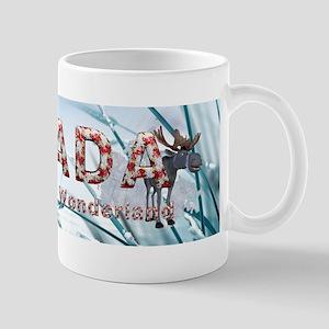 Canada Winter Sports Mug