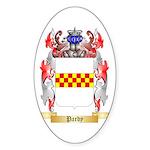 Pardy Sticker (Oval)