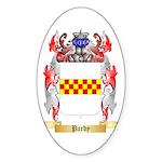 Pardy Sticker (Oval 50 pk)