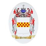 Pardoe Oval Ornament