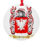 Pardo Round Ornament