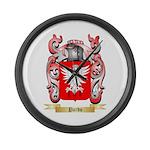 Pardo Large Wall Clock