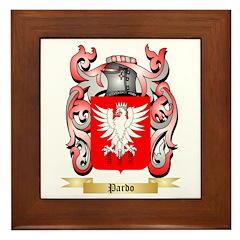 Pardo Framed Tile