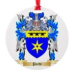 Pardi Round Ornament