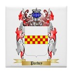 Pardey Tile Coaster