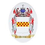 Pardew Oval Ornament