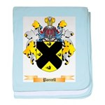 Parcell baby blanket