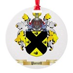 Parcell Round Ornament