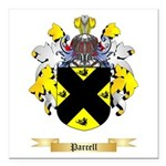 Parcell Square Car Magnet 3