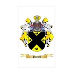 Parcell Sticker (Rectangle 10 pk)