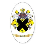 Parcell Sticker (Oval)
