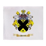 Parcell Throw Blanket