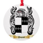 Paquot Round Ornament