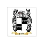 Paquot Square Sticker 3