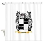 Paquot Shower Curtain